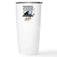 Gone Phishin' Travel Mug