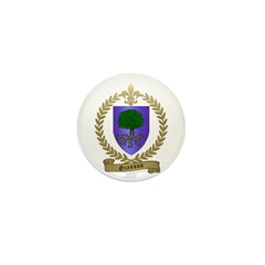 GIASSON Family Crest Mini Button (10 pack)