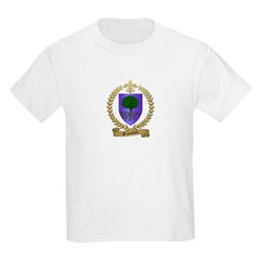 GIASSON Family Crest T-Shirt