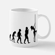 Pole Dancer Small Mugs