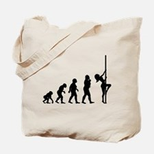 Pole Dancer Tote Bag
