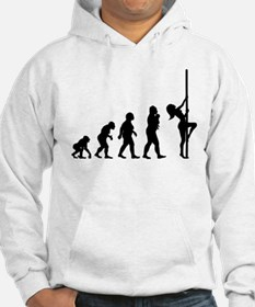 Pole Dancer Jumper Hoody