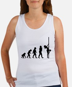 Pole Dancer Women's Tank Top