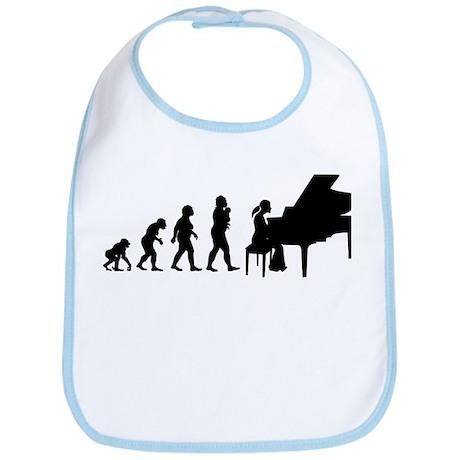 Pianist Bib