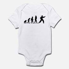 Martial Art Infant Bodysuit