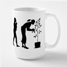 Gardening Ceramic Mugs
