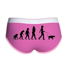 Dogwalking Women's Boy Brief