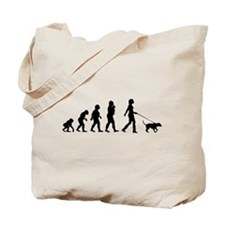Dogwalking Tote Bag