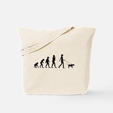 Dogwalking Tote Bag