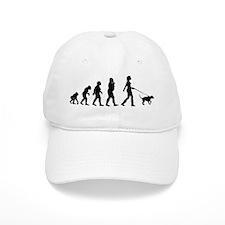 Dogwalking Baseball Cap