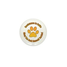Jack Russell Terrier Mini Button (100 pack)