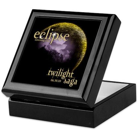 Eclipse Screening Party Keepsake Box