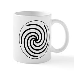 Galactic Library Institute Emblem Mug