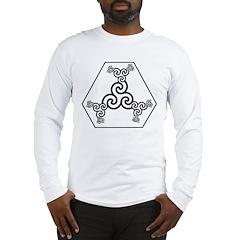 Galactic Uplift Institute Long Sleeve T-Shirt