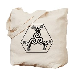 Galactic Uplift Institute Tote Bag