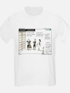 e-Discovery Superheroes T-Shirt