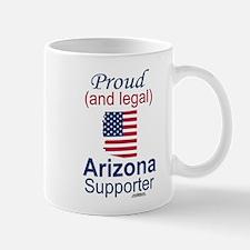 Arizona Supporter Mug