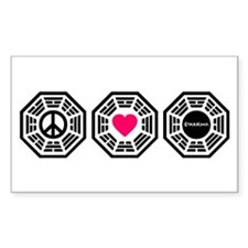 PeaceLoveLost Decal