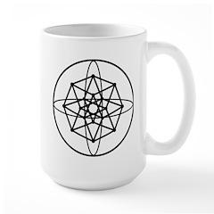 Galactic Navigation Institute Emblem Mug
