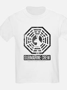 Dharma Sub Crew T-Shirt