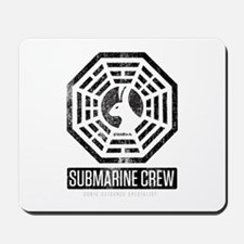 Dharma Sub Crew Mousepad