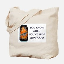 Quango'd? Then get the Tote Bag