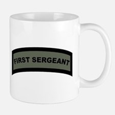 First Sergeant Small Small Mug
