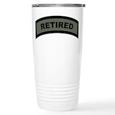 Stainless Steel Retired Travel Mug