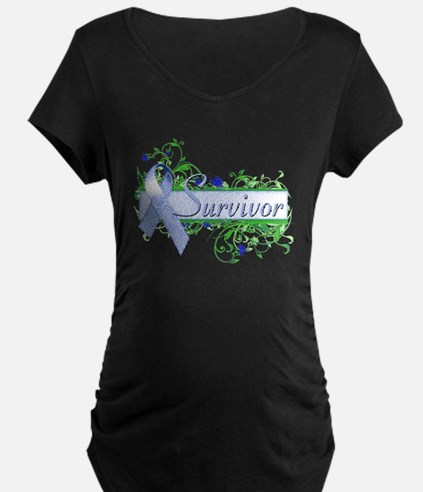 Survivor Floral T-Shirt