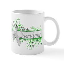 Survivor Floral Mug
