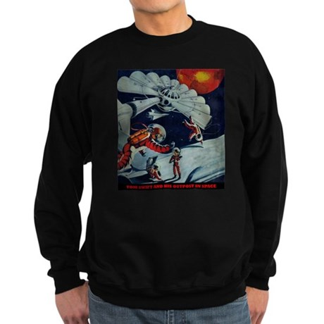 Tom Swift and his Outpost in Space Sweatshirt
