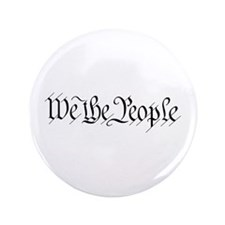 "We the People 3.5"" Button"