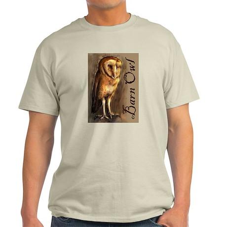 Barn Owl Light T-Shirt