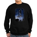 Board to Death Sweatshirt (dark)