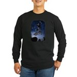 Board to Death Long Sleeve Dark T-Shirt