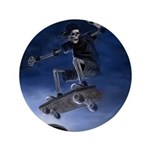 "Board to Death 3.5"" Button (100 pack)"