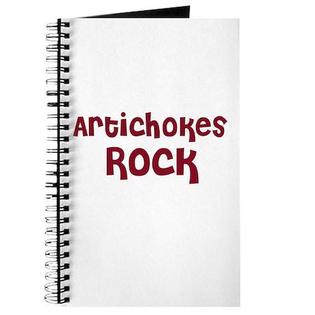 Artichokes Rock Journal