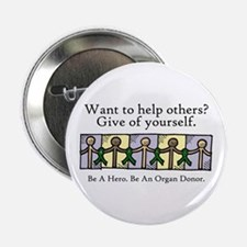 Give of Yourself Button