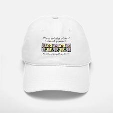 Give of Yourself Baseball Baseball Cap