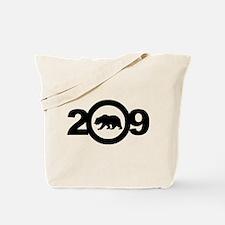 209 Bear Tote Bag