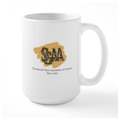 SGAA Logo Mug