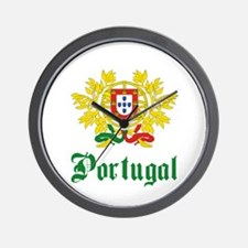 Portugal Wall Clock