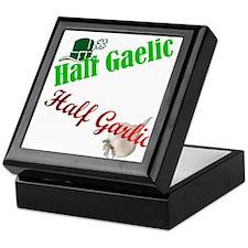 Half N' Half Keepsake Box