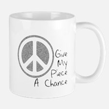 Give Piece A Chance Mug