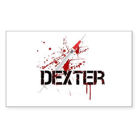 Dexter Sticker (Rectangle)