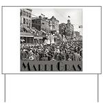 Mardi Gras Yard Sign