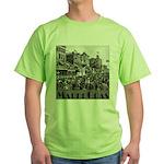 Mardi Gras Green T-Shirt