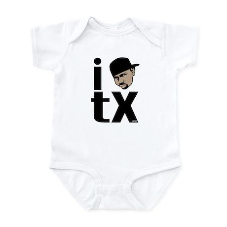 I Screw Texas Tee Infant Bodysuit
