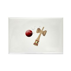 Japanese Kendama Rectangle Magnet (100 pack)
