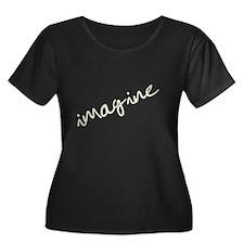 imagine - dark T